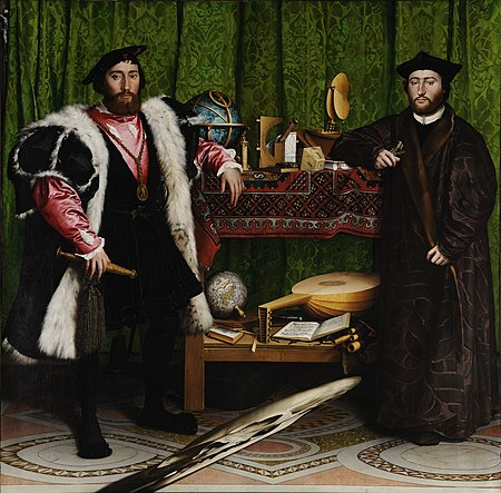 The Ambassadors (Holbein)